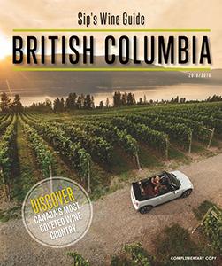 Sip's Wine Guide: British Columbia